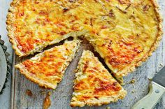 Weekend Recipe: Onion & Gruyère Tart