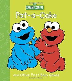 Pat-A-Cake and Other First Baby Games (Sesame Beginnings)... https://www.amazon.com/dp/0375815570/ref=cm_sw_r_pi_dp_GvfBxb7G0JPQX