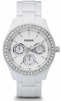 #Fossil Stella Multifunction Resin Ladies #Watch | Club Retail $99.00