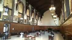The Great Hall, Hart House, University of Toronto Toronto Architecture, Hart House, University Of Toronto