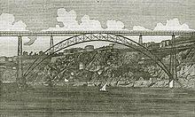 Pont Maria Pia — Wikipédia