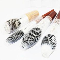 100cm Creative Slim DIY Mesh Bag For Cosmetic Makeup Brush #12290