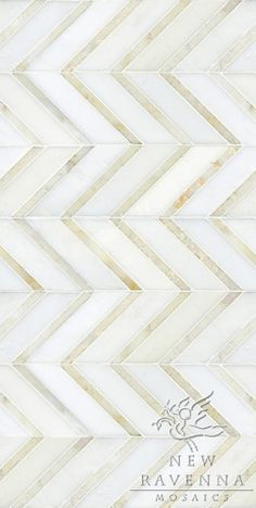 New Ravenna Mosaics-Raj Stone Product Number: Description: Raj shown in Paperwhite honed and Cloud Nine polished. Bathroom Floor Tiles, Kitchen Backsplash, Tile Floor, Backsplash Ideas, Kitchen Countertops, Backsplash Design, Floors Kitchen, Mosaic Bathroom, Bath Tiles