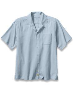 Catalina Twill Camp Shirt