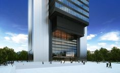 Torre Caja Madrid | Credit: Foster + Partners