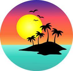 clip art palm trees free pano bord r pinterest clip art palm rh pinterest com palm tree sunset clipart free palm tree sunset clipart free