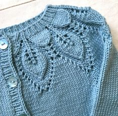 Ravelry: Project Gallery for Lille Dahlia Trøje pattern by Lene Holme Samsøe Knitting For Kids, Baby Knitting Patterns, Free Knitting, Hobbies And Crafts, Arts And Crafts, Knit Or Crochet, Baby Sweaters, Dahlia, Knits