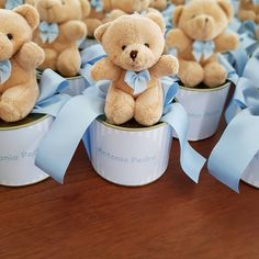 DIY those wall shelves! Boy Baby Shower Themes, Baby Boy Shower, Baby Boy Balloons, Baby Giveaways, Baby Shower Souvenirs, Teddy Bear Baby Shower, Elegant Baby Shower, Baby Party, Baby Decor
