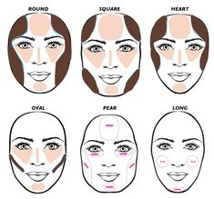 How to Contour Your Face for Beginners For a beginner contouring and highlighting may seem difficult because you don't know where to start. The majority of us know we need to contour our chee… Luxury Beauty Menwomenfacelipshandsfeetmasks Le Contouring, Make Up Tutorial Contouring, Contouring For Beginners, Makeup Tutorial For Beginners, Contour Makeup, Contouring And Highlighting, Beauty Makeup, Face Beauty, Contouring Products