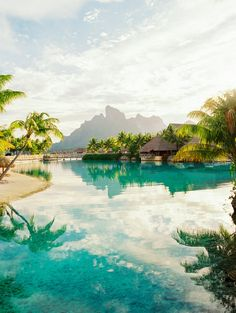 French Polynesia Travel Photos in Bora Bora . Less Traveled Islands Romantic Vacations, Romantic Travel, Dream Vacations, Vacation Spots, Italy Vacation, Travel Pictures, Travel Photos, Places To Travel, Travel Destinations