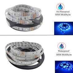 LED Strip Light and Controller Power Adapter Kit Product Features Led Strip, Strip Lighting, Full Set, Flexibility, Remote, Tape, Ribbon, Mobiles, Computers