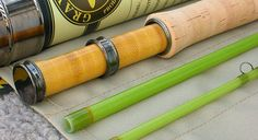 Graywolf Fly Rods | Ijuin Yomogi