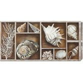 Found it at Wayfair - 'Memories of the Ocean' by Ted Broome Stretched Canvas Art