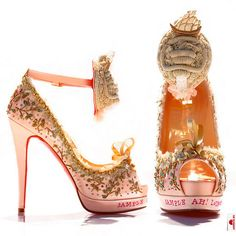 325dc1055 Туфли Christian Louboutin Обувь На Каблуках, Полусапожки, Туфли На  Каблуках, Модная Обувь,