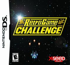 Retro Game Challenge Nintendo DS Brand New Ds Games, Music Games, Games To Play, Nintendo Ds, Gaming Magazines, Childhood Games, Video Game Industry, Japanese Games, Video Game Console