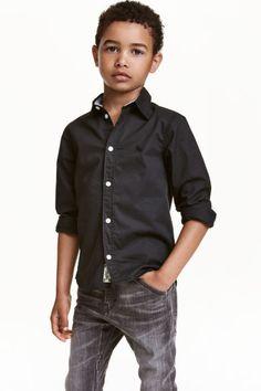 コットンシャツ | H&M