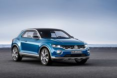 VW Golf-Based Crossover Concept Coming To Geneva