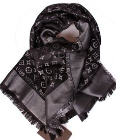Louis Vuitton LV Silk Scarf. Men