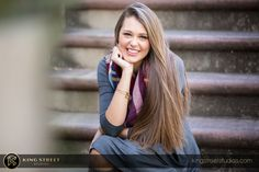 Senior Portrait Photography © King Street Studios  Photograph by Todd Surber | www.KingStreetStudios.com  Shared with @pixrit #seniors #seniorpictures #seniorportraits #seniorphotographers #seniorphotos