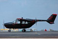 Cessna O-2 Sky Master | Beschreibung Cessna Skymaster O-2 1.jpg