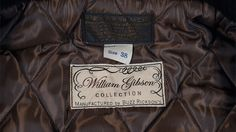 Sci-fi legend William Gibson teams up with Buzz Rickson's on B-29 bomber jacket