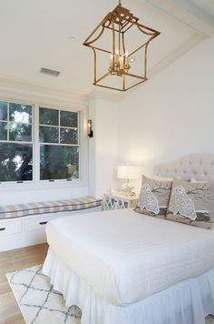 """Los Angeles Home with East Coast Inspired Interiors - """"Kids Bedroom"""""""