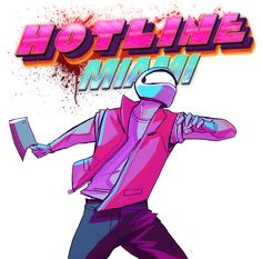 Hotline Miami  //  Biker