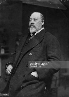 King Edward VII, , who ascended the British throne in 1901 on the death of his mother, Queen Victoria. Get premium, high resolution news photos at Getty Images Queen Victoria Children, Princess Victoria, Princess Mary, Prince Henry, Prince Albert, Emperor Of India, Alexandra Of Denmark, King Edward Vii, Queen News