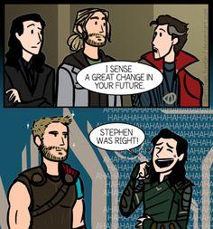 Thor: Ragnarok || Destiny's dire plans for Thor