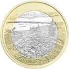 Suomalaiset kansallismaisemat Koli, proof Finland, Euro, Coins, Plates, Historia, Licence Plates, Dishes, Rooms, Griddles