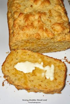 You should make this Savory Cheddar Bread Loaf . B'coz it's ultra Mouthwatering. ~ Just click pin to see more ~ Bread Recipes Homemade Artisan Bread Recipes, Bread Machine Recipes, Easy Bread Recipes, Cooking Recipes, Loaf Recipes, Bread Machine Bread, Cooking Games, Cooking Tips, Pan Rapido