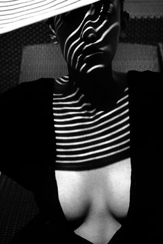 shadow | stripes | black & white | the space between | www.republicofyou.com.au