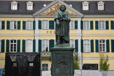 Beethoven monument,Bonn