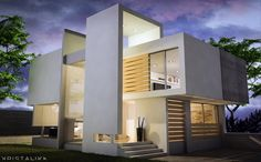 ONE HOUSE  ~ Great pin! For Oahu architectural design visit http://ownerbuiltdesign.com