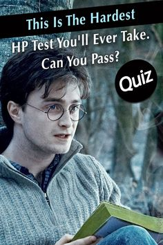 """HP Quiz: Challenge your knowledge of Harry Potter trivia with twenty of the hardest quiz questions out there! """"So teach us something worth knowing, bring us back what we've forgot, just do your best, we'll do the rest. Hardest Harry Potter Quiz, Harry Potter Feels, Harry Potter Trivia Questions, Trivia Quiz, Harry Pitter, Knowledge Quiz, Harry Potter Characters, Quizzes, Entertainment"""