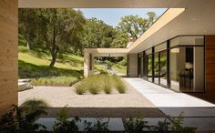 Carmel Valley Residence,© Joe Fletcher