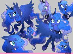 mlp art,my little pony,Мой маленький пони,фэндомы,Princess Luna,принцесса Луна,royal