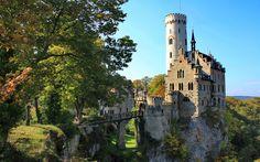 Wartburg Lichtenstein Castle www.megandax.com