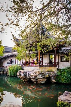 https://flic.kr/p/Hdty9R | Suzhou Garden - Suzhou - China | Canon EOS 700D