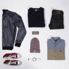 Masdings.com - Men's Fashion - Designer Clothing for Men - Outfit of the week: Winter Street
