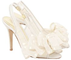 Inspirational Ideas On Choosing The Right Shoes For Your Wedding By Freya Rose