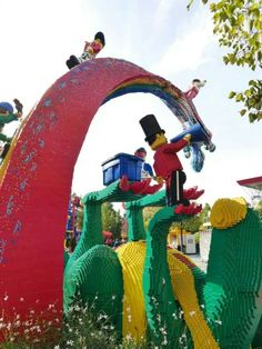 Lohnt sich Legoland noch mit älteren Kindern? Unsere beiden (9 + 12) erzählen selbst, wie es ihnen gefallen hat. #Lego #Freizeitpark # Bayern