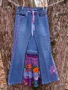 Image detail for -Lace Jeans, Casual Lace Jeans, Trendy Lace Jeans, Gold Lace Jeans ...