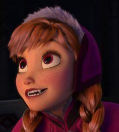 Anna frozen vampire
