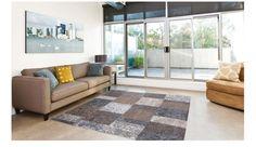 Dywany sprawiają, że wnętrze staje się przytulne i komfortowe. Wychodząc z takiego założenia polecamy dywan Patchwork firmy Bizzarto.