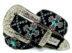 B WeStErN CoWgiRL BLaCk TuRqUoiSe MaLtEsE CrOsS CoNcHo LeAtHeR BeLt