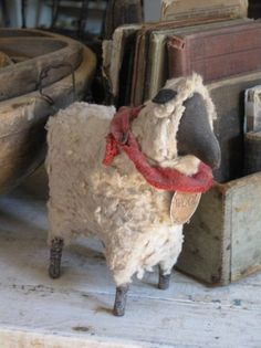 Old Sheep - High Button Shoe