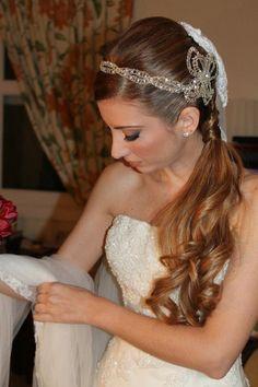 Rabo de cavalo lindo para noivas
