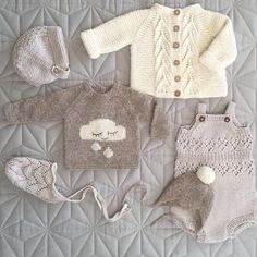I am all about the neutrals Knit Crochet, Crochet Hats, Baby Sweaters, Baby Knitting, Crochet Projects, Summer Vibes, Doll Clothes, Romper, Neutral