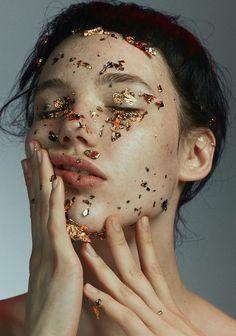 """All That Glitter"" - Anya Lyagoshina by Benjamin Lennox"